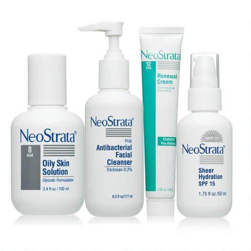Neostrata acne produkter derma