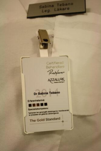 DermaCenter Dr Sabina Tebano